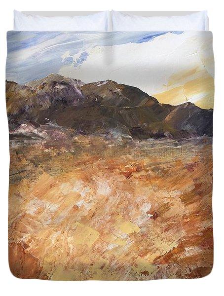 Dry River Duvet Cover