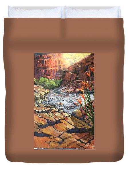 Dry Wash Duvet Cover