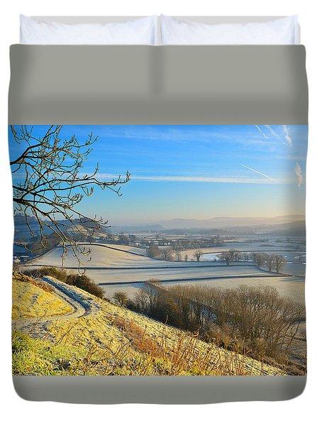 Dryslwyn 1 Duvet Cover