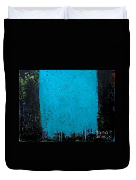 Dualisme-2 Duvet Cover