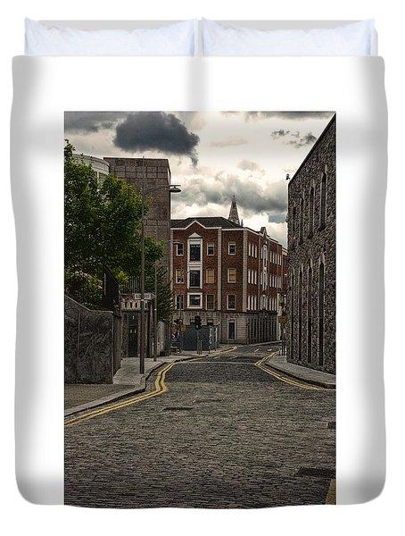 Dublin Street Duvet Cover