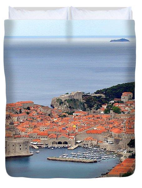 Dubrovnik Duvet Cover