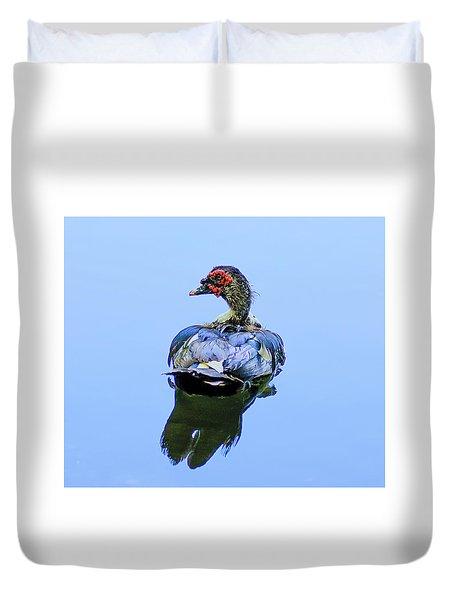 Duck Duvet Cover