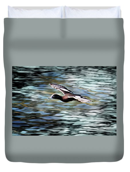 Duck Leader Duvet Cover