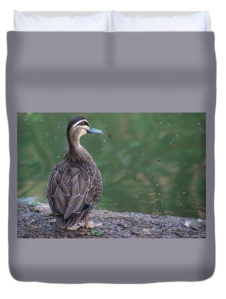 Duck Look Duvet Cover