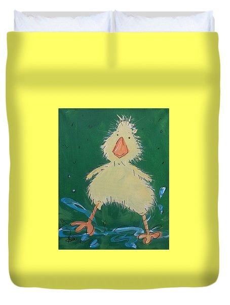 Duckling 1 Duvet Cover