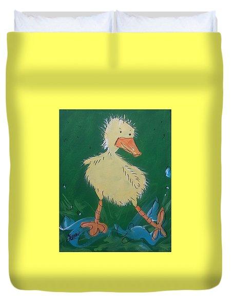 Duckling 3 Duvet Cover