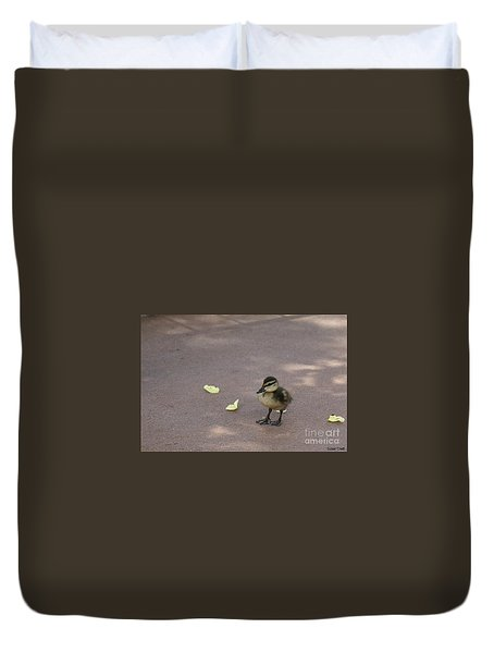 Duckling Duvet Cover