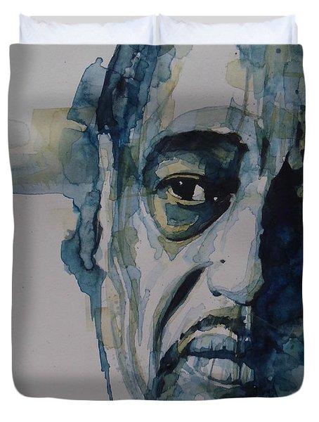 Duke Ellington  Duvet Cover