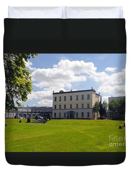 Dunboyne Castle Hotel Duvet Cover