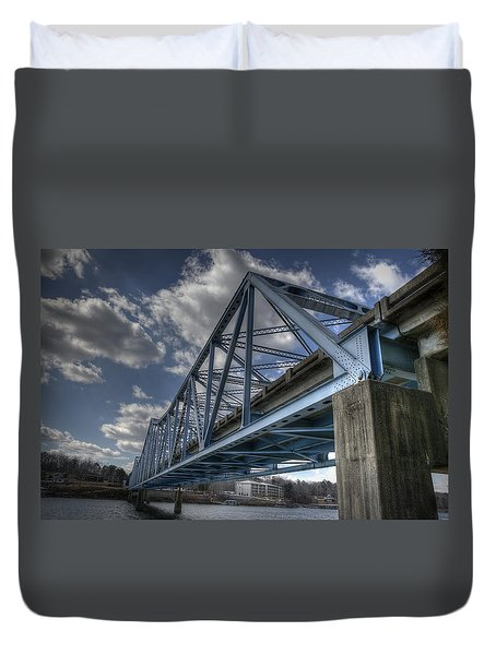 Duncan Bridge Duvet Cover