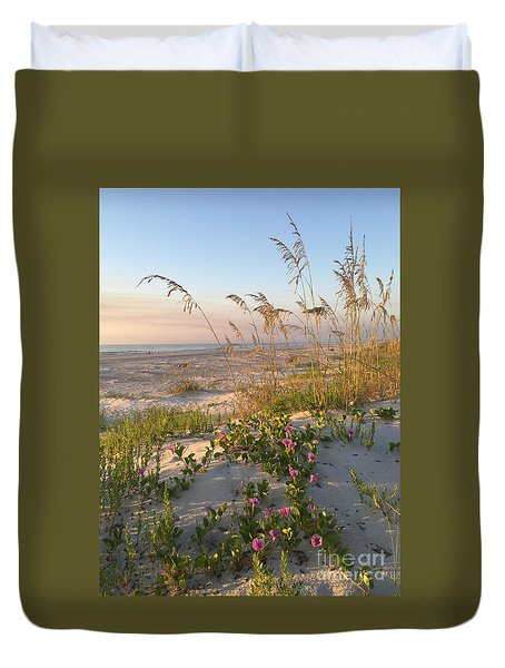 Dune Bliss Duvet Cover