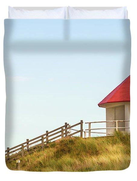 Dune Pavilion Duvet Cover