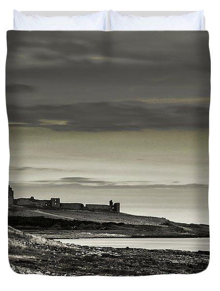 Dunstanburgh Duvet Cover