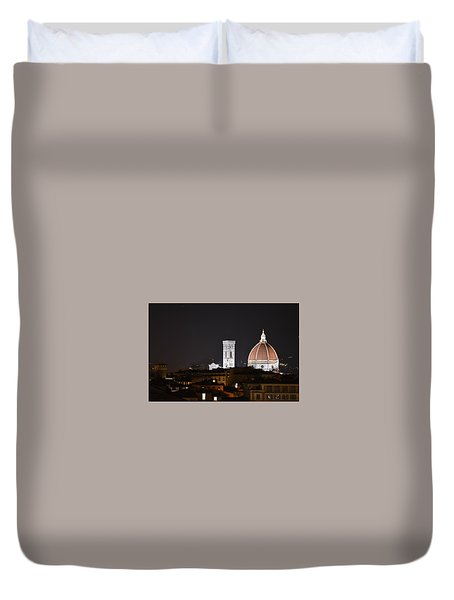 Duomo Up Close Duvet Cover