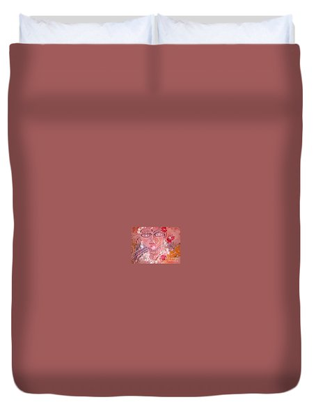 Durga Duvet Cover