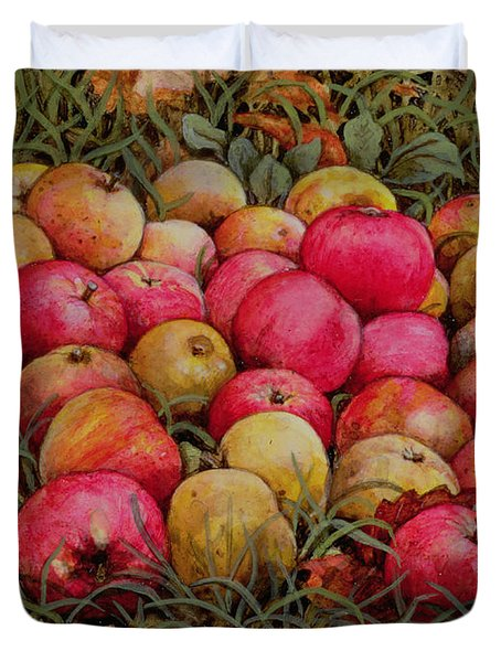 Durnitzhofer Apples Duvet Cover
