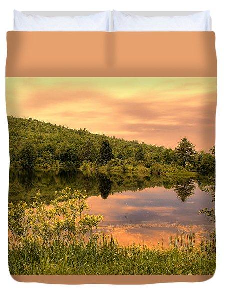 Dusk Beauty  Duvet Cover
