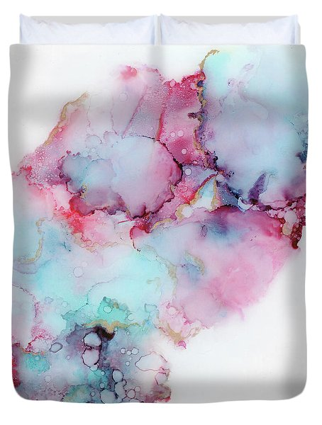 Dust In The Wind Duvet Cover