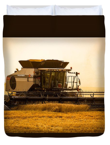 Dusty Harvest Duvet Cover