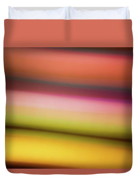 Dusty Sunset Duvet Cover