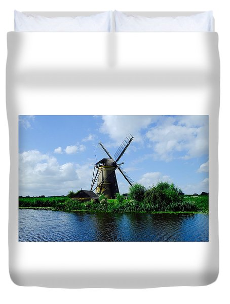 Dutch Glory Duvet Cover