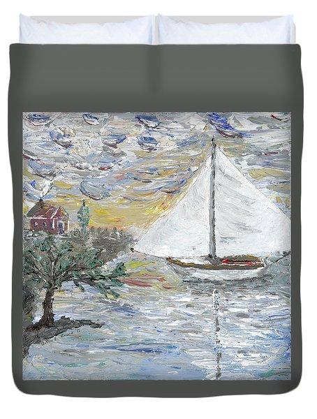 Dutch Shore Duvet Cover