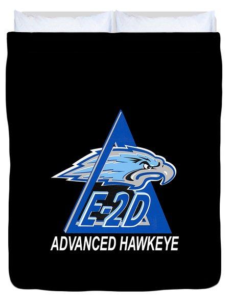 E-2d Advanced Hawkeye Duvet Cover