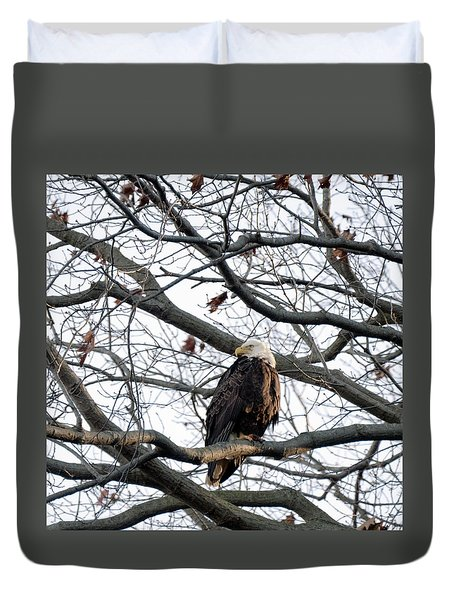 Eagel 0 Duvet Cover