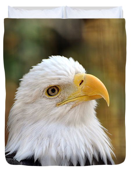 Eagle 6 Duvet Cover by Marty Koch