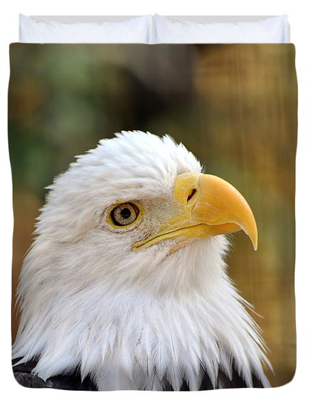 Eagle 9 Duvet Cover by Marty Koch