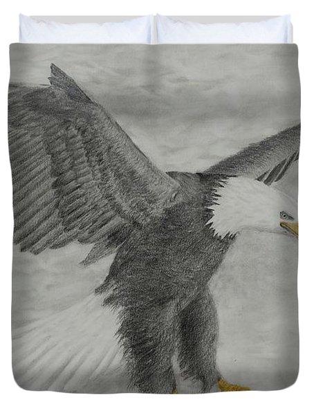 Eagle 9 Duvet Cover