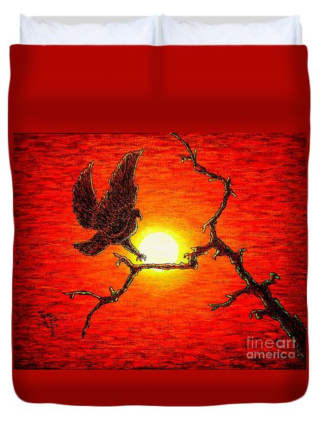 Eagle B2 Duvet Cover