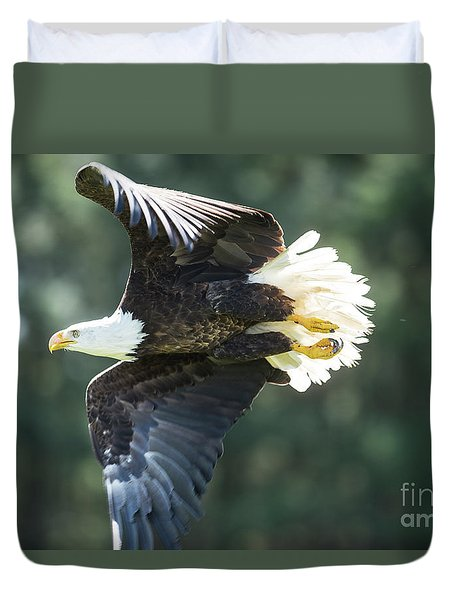 Eagle Flying 3005 Duvet Cover