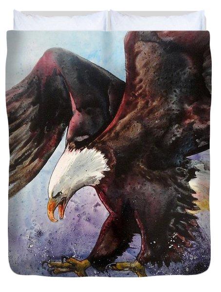 Freedom Duvet Cover