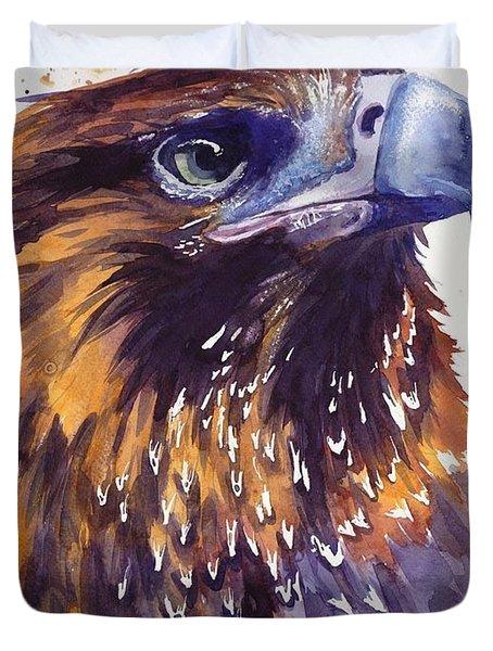 Eagle's Head Duvet Cover