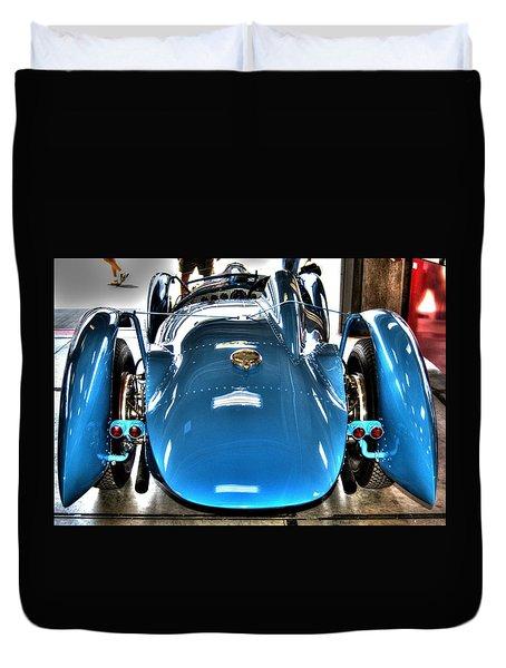 1937 Delahaye Type 145 Duvet Cover