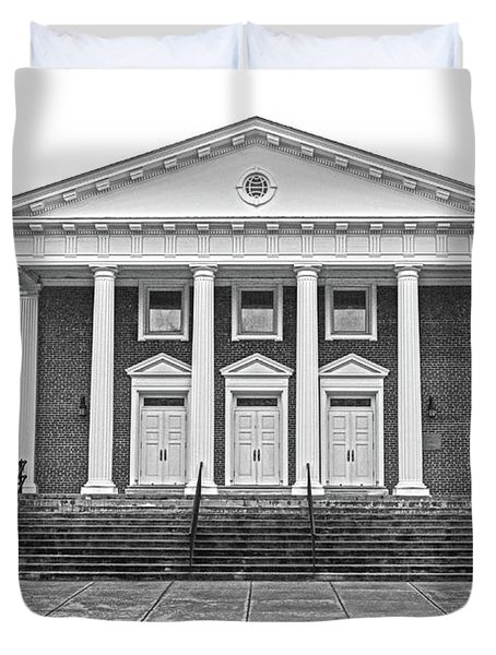 Earle Street Baptist Church Duvet Cover