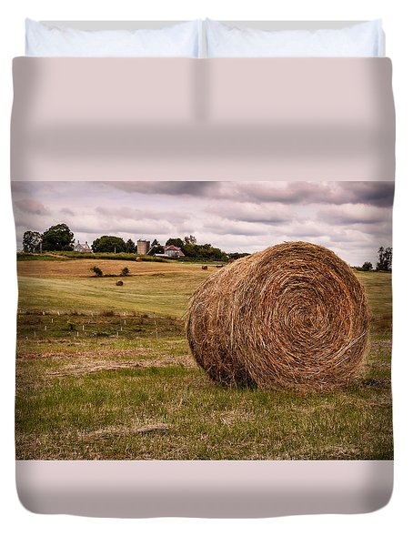 Early Autumn Duvet Cover