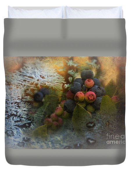 Early Frost Duvet Cover