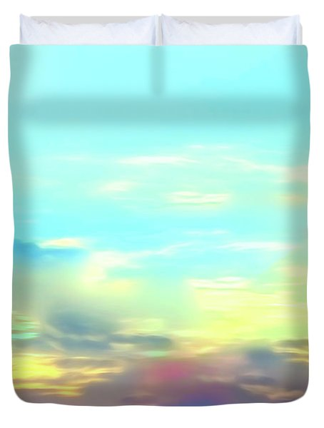 Early Morning Rise- Duvet Cover