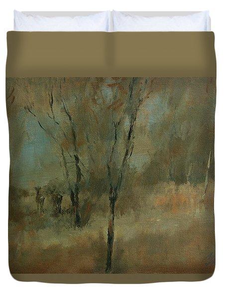 Early Spring Duvet Cover