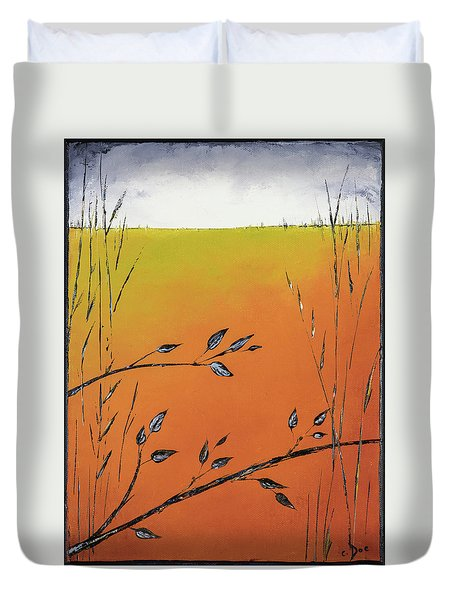 Early Spring  Duvet Cover
