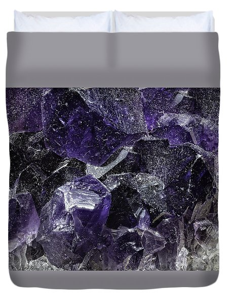 Earth Portrait 001-208 Duvet Cover