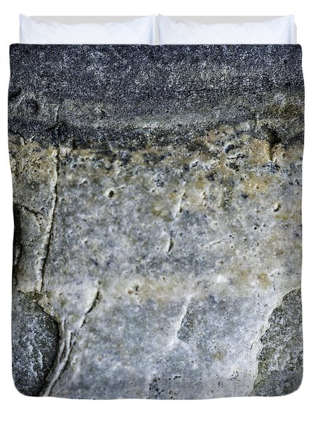 Earth Portrait 001-036 Duvet Cover
