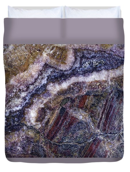 Earth Portrait 001-176 Duvet Cover