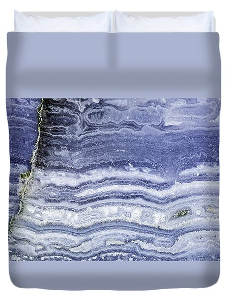 Earth Portrait 001-68 Duvet Cover