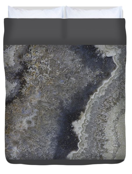 Earth Portrait 001 Duvet Cover