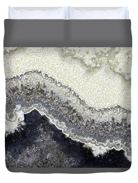 Earth Portrait 002 Duvet Cover