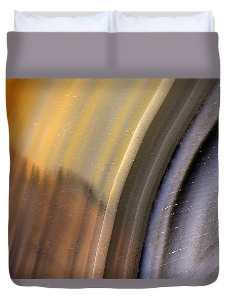 Earth Portrait 004 Duvet Cover